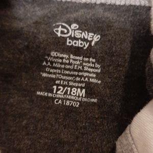 Disney Shirts & Tops - 4/$20 Disney Tigger Onesie